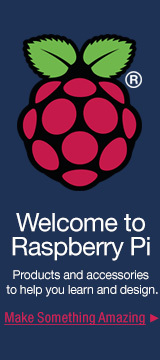 Welcome to Raspberry Pi