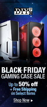 Black Friday gaming case sale