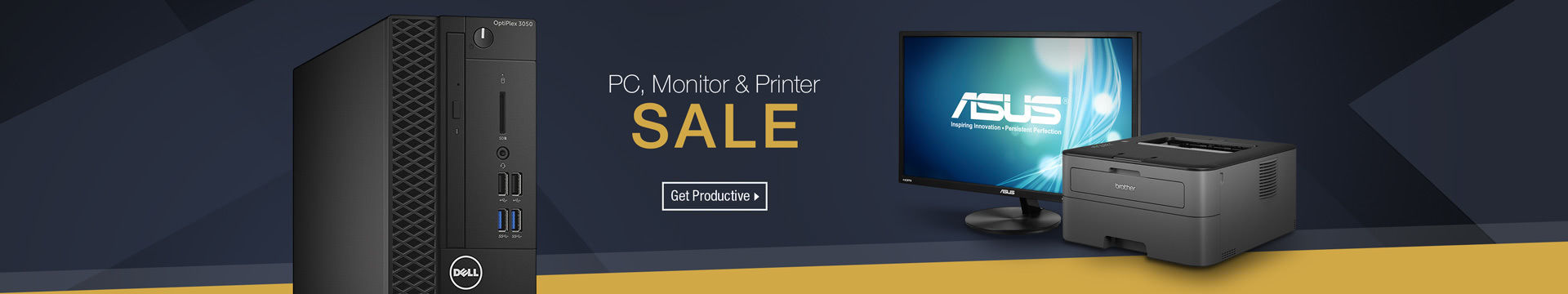 PCs, Monitors & Printers Sale