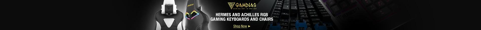 Gamdias Hermes Achilles
