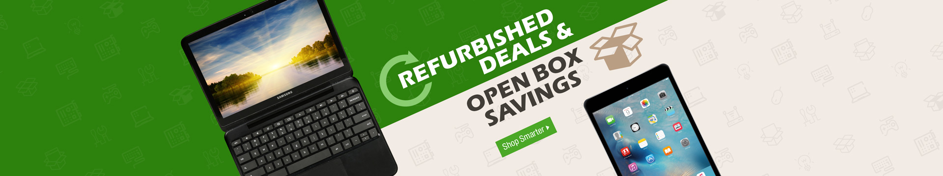 Computer parts laptops electronics and more newegg refurbished deals open box savings fandeluxe Gallery