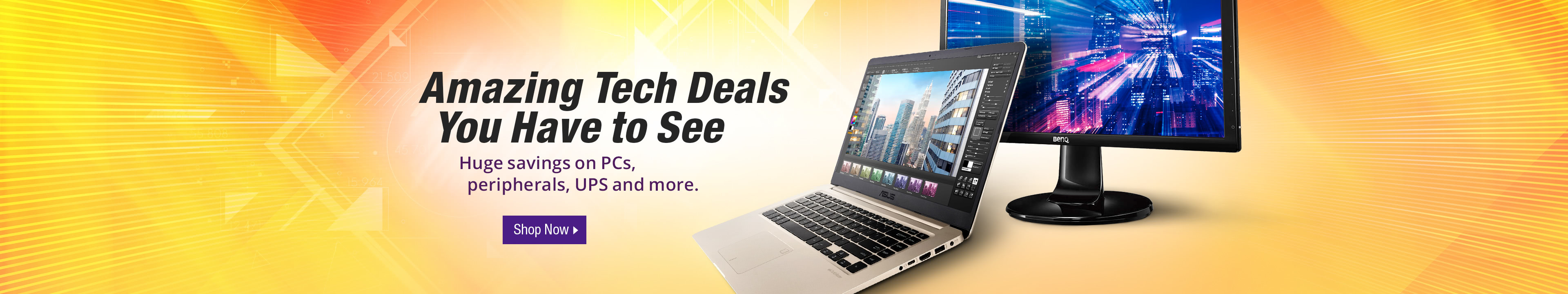 Amazing Tech Deals You Have to See