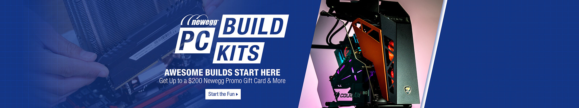 PC BUILD KITS