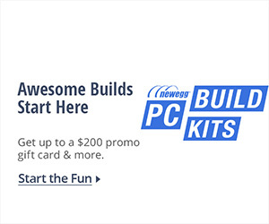 Awesome Builds Start Here