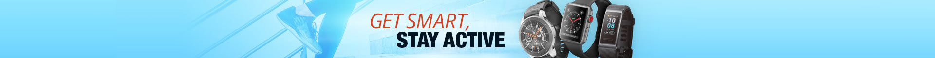 Get Smart, Stay Active