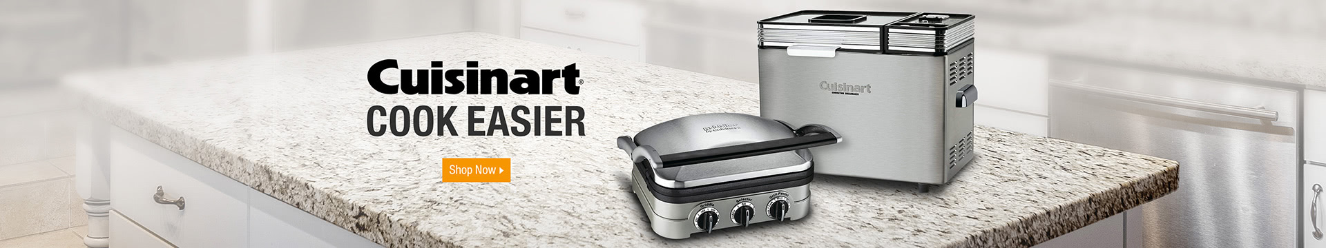 Cuisinart COOK EASIER