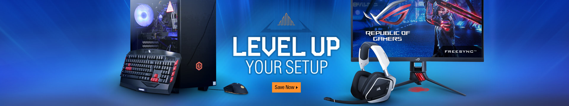 Level Up Your Setup