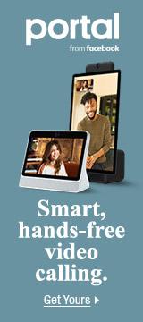 Smart, hands-free video calling.