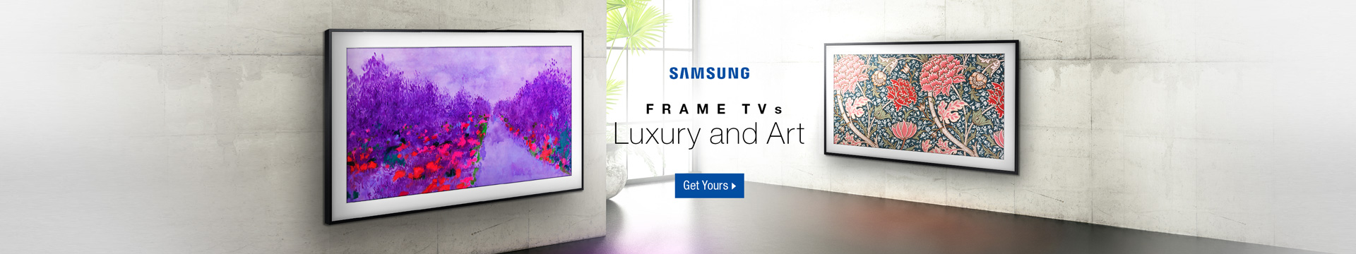 Frame Tvs Luxury and Art
