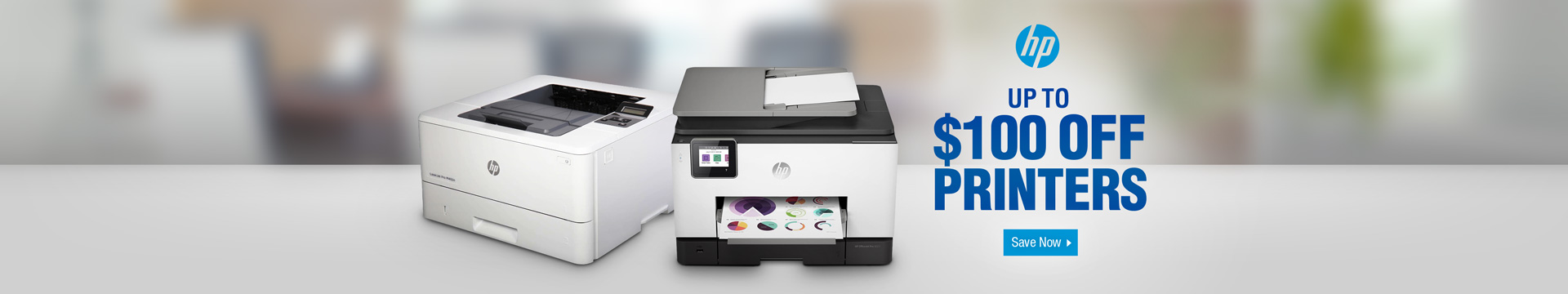 UP TO $100 OFF PRINTERS