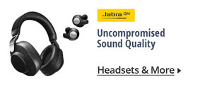 Uncompromised sound quality