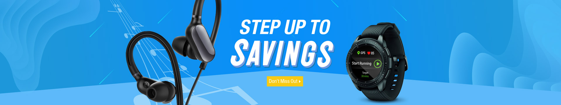 Step Up To Savings
