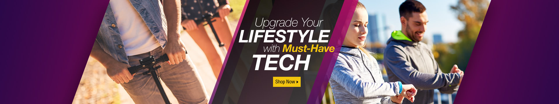 Upgrade your lifestyle with must-have tech