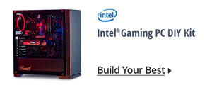 Intel gaming PC DIY Kit