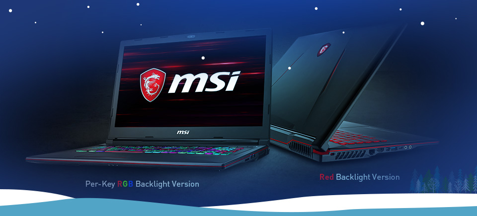 MSI GL Series GL73 Gaming Laptop