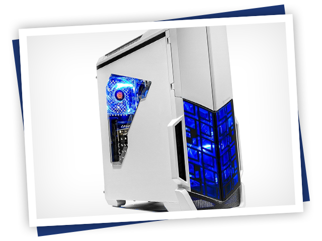 SkyTech Archangel Gaming Computer Desktop PC
