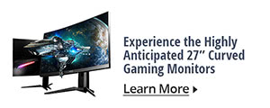 Experience the Highly Anticipated Gaming Monitors