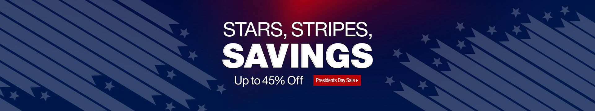 Stars, Stripes, Savings