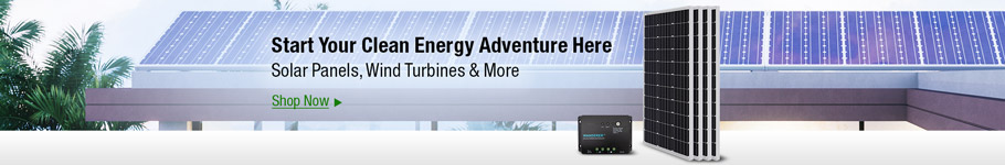 Start your clean energy adventure here