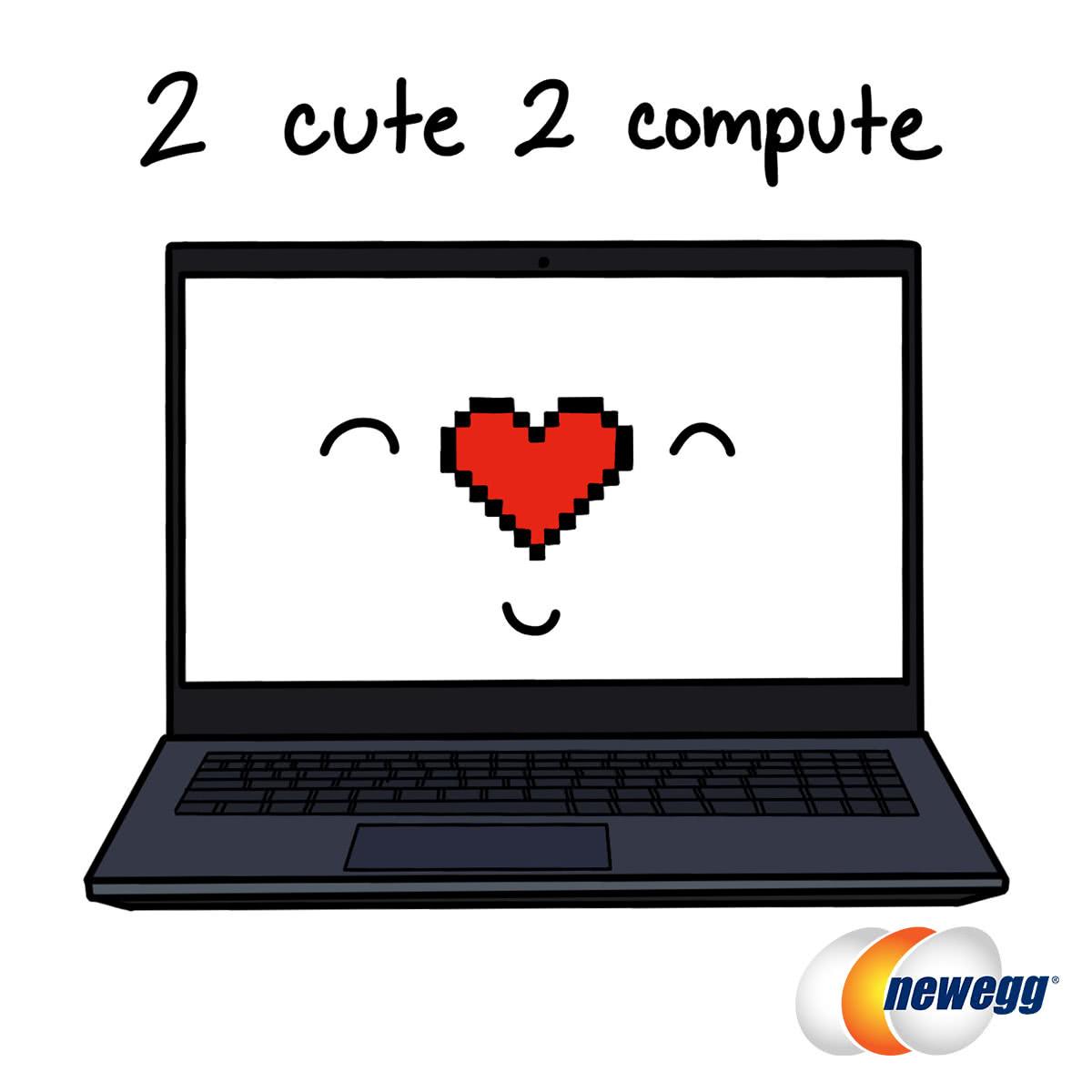 2 Cute 2 Compute