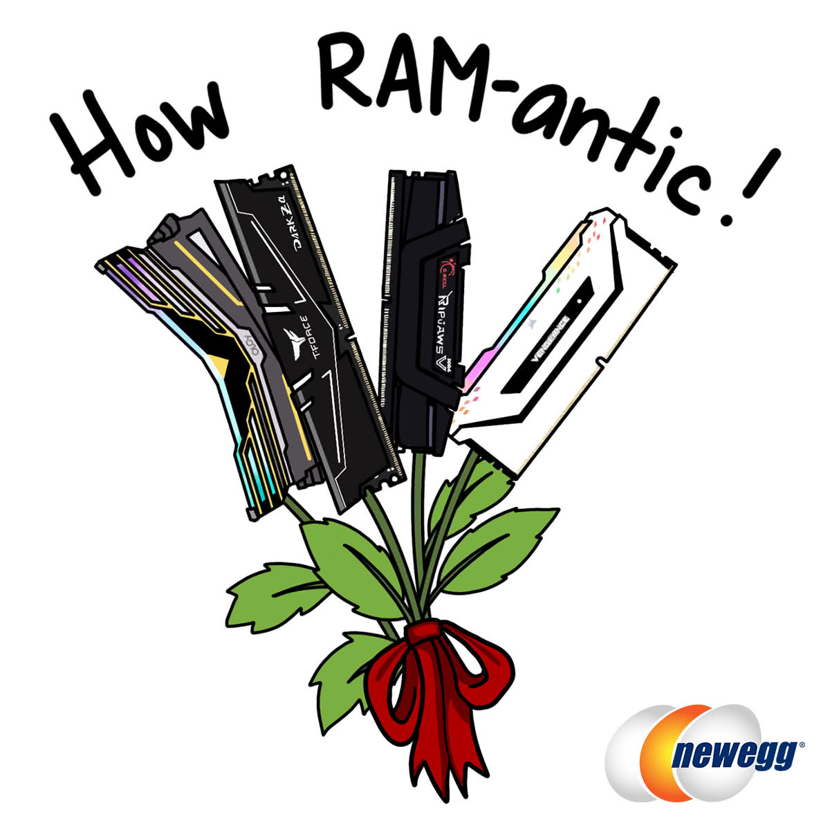 How RAM-antic!