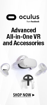 Advanced All-in-One VR and Accessories