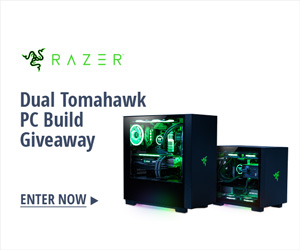 Dual Tomahawk PC Build Giveaway