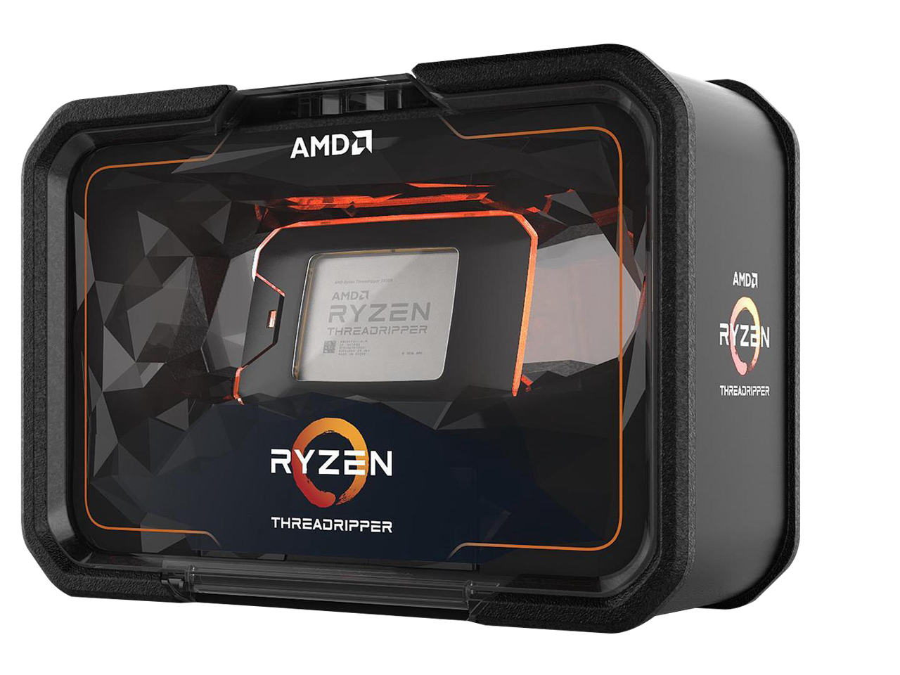 Amd 2nd Gen Ryzen Threadripper 2990wx 32 Core 64 Thread 4 2 Ghz Max Boost 3 0 Ghz Base Socket Str4 250w Yd299xazafwof Desktop Processor Newegg Com