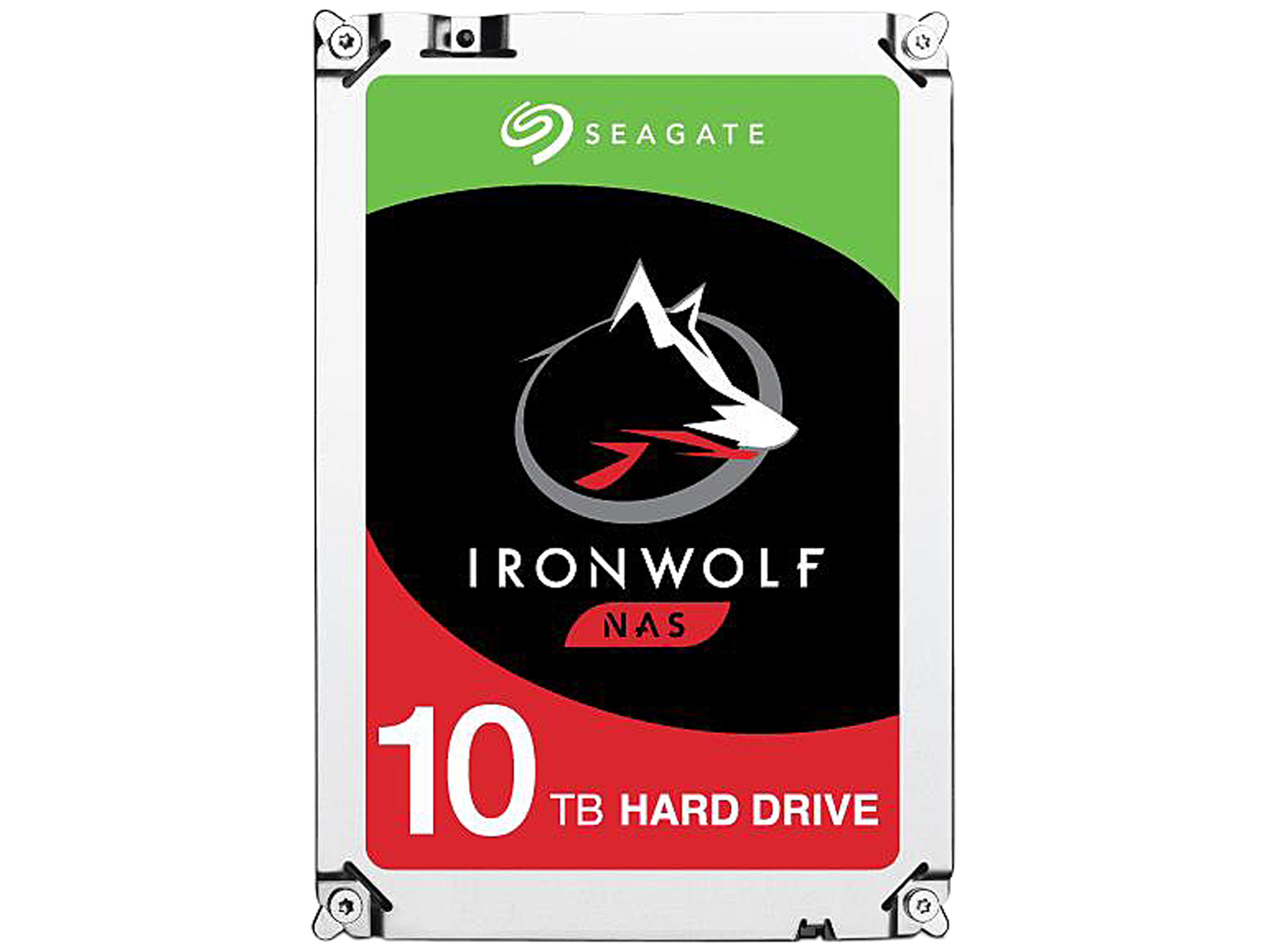 Seagate Ironwolf 10tb Nas Hard Drive 7200 Rpm 256mb Cache Sata 60gb Laptop On A Circuit Board Clock Awesome Combination S 35 Internal St10000vn0004