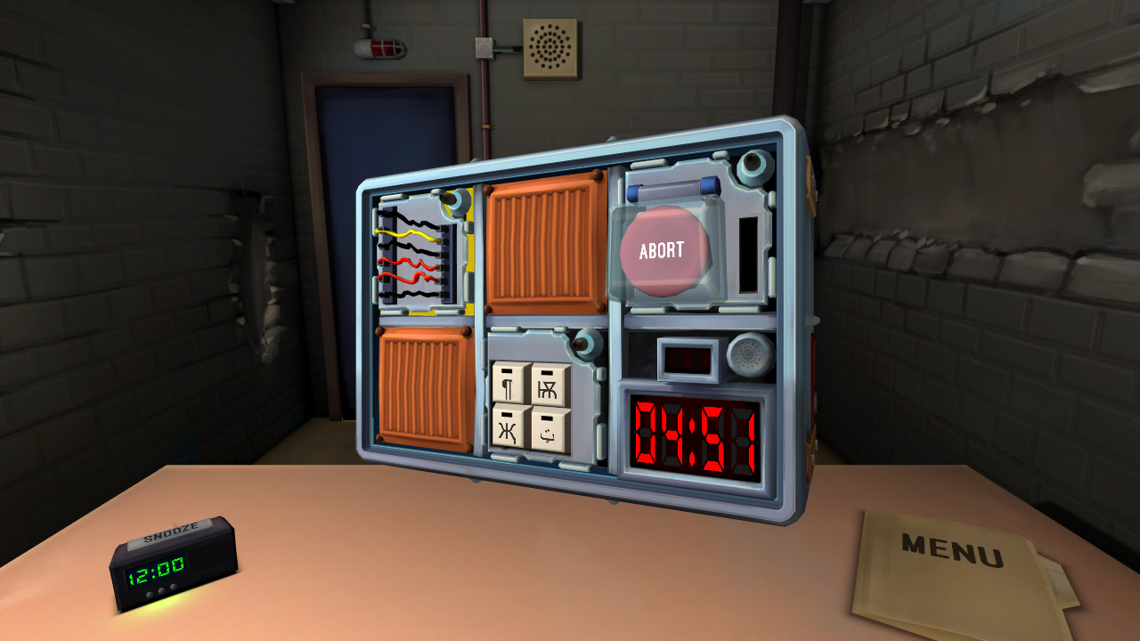 Keep Talking And Nobody Explodes (Oculus Rift, Samsung Gear VR)