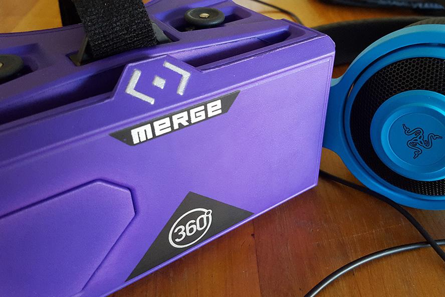 The Merge VR Headset