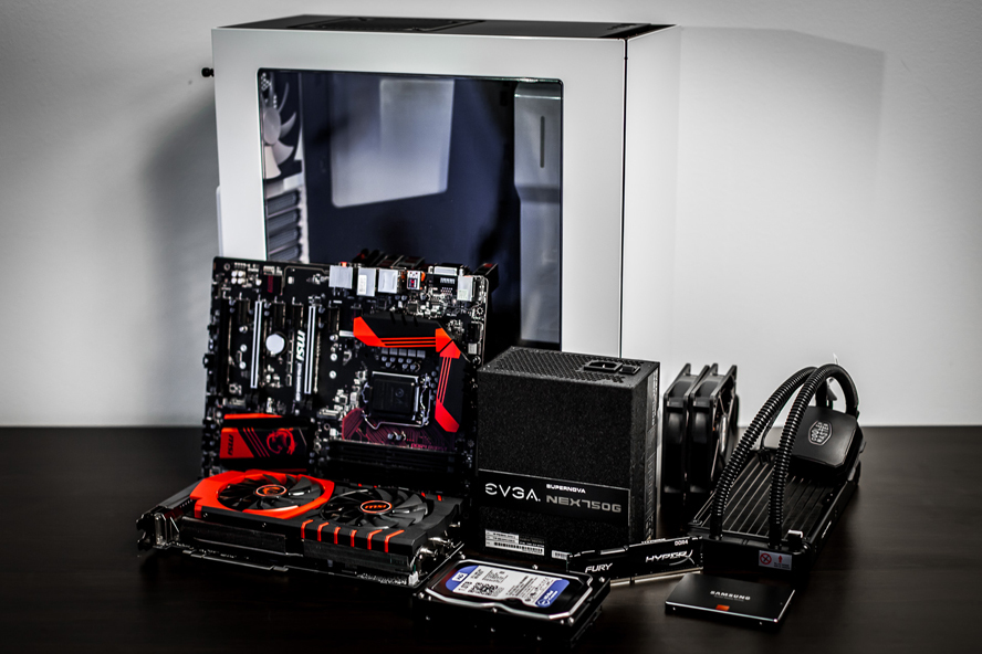 How to build a budget VR-ready PC - Newegg com