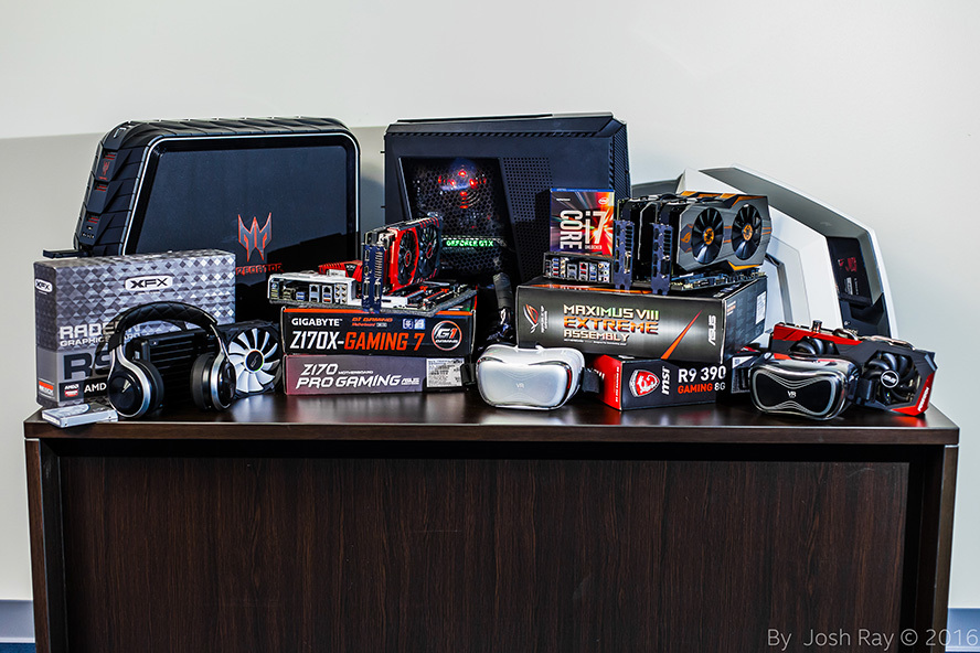 VR Ready Computer Hardware