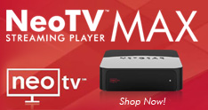 NeoTV MAX Streaming Player