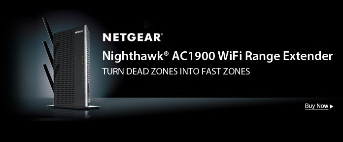 BOOST WiFi TO THE EXTREME