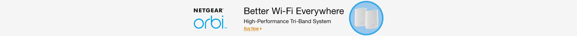 Better Wi-Fi everywhere
