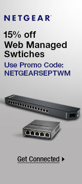 15% off web managed switched use promo code
