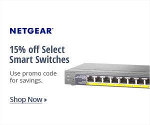15% off Select Smart Switches
