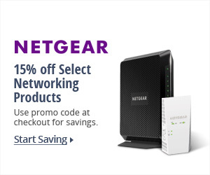 15% Off Select Networking