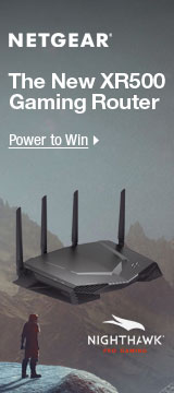 The New XR500 Gaming Router