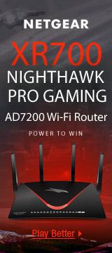 NETGEAR XR700 NIGHTHAWK