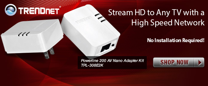 Stream HD to Any TV!