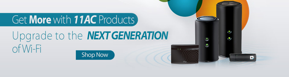 Get More With 11AC Products