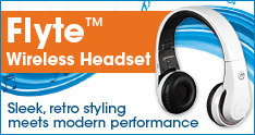 Flyte Wireless Headset