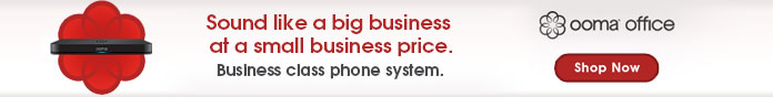 Ooma OFFICE Business Class Phone System