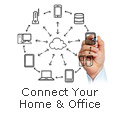 Learn how to connect your home or office