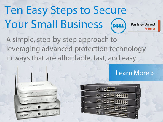 Ten Easy Steps to Secure Your Small Business