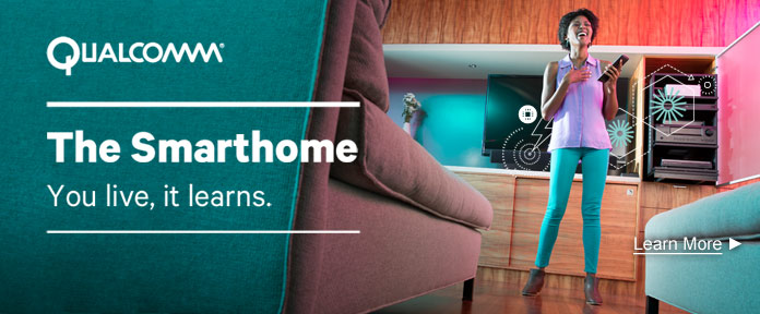 The Smarthome. You live, it learns