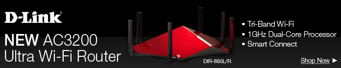 NEW AC3200 Ultra Wi-Fi Router
