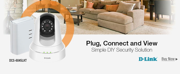 Plug, connect and view